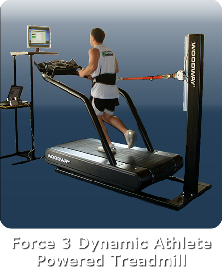 Force 3 Non Moterised Treadmill